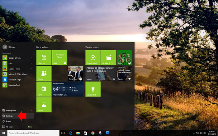 How to stop windows 10 from spying on you 1