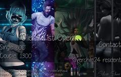 Client List: Open!