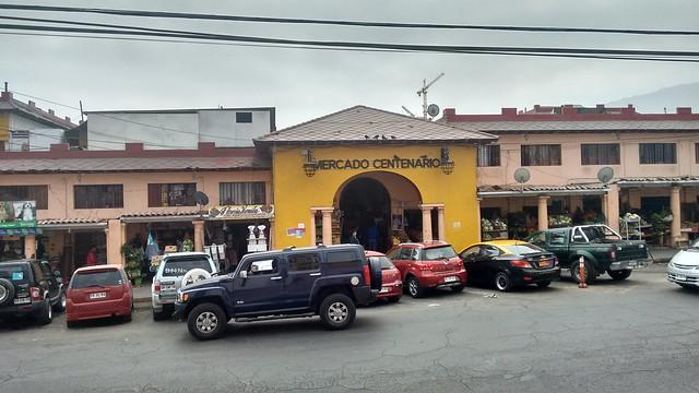 Mercado Centenario, Iquique, Tarapacá, Chile