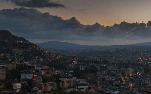 city longexposure night clouds turkey lights cityscape cloudy turkiye antakya hatay