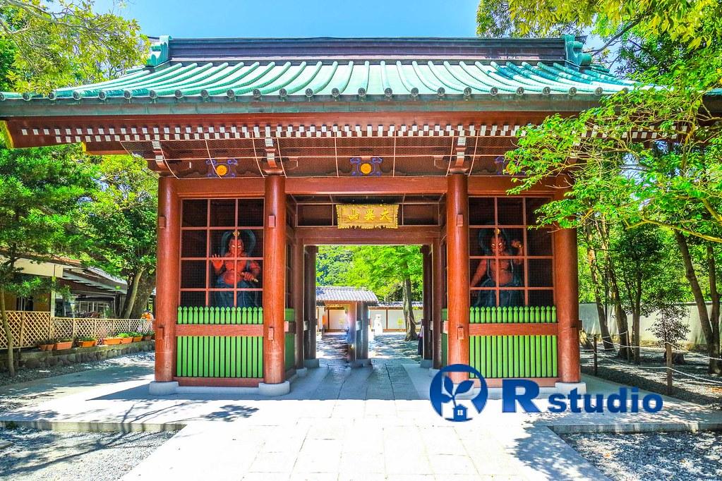 高徳院:鎌倉大仏殿