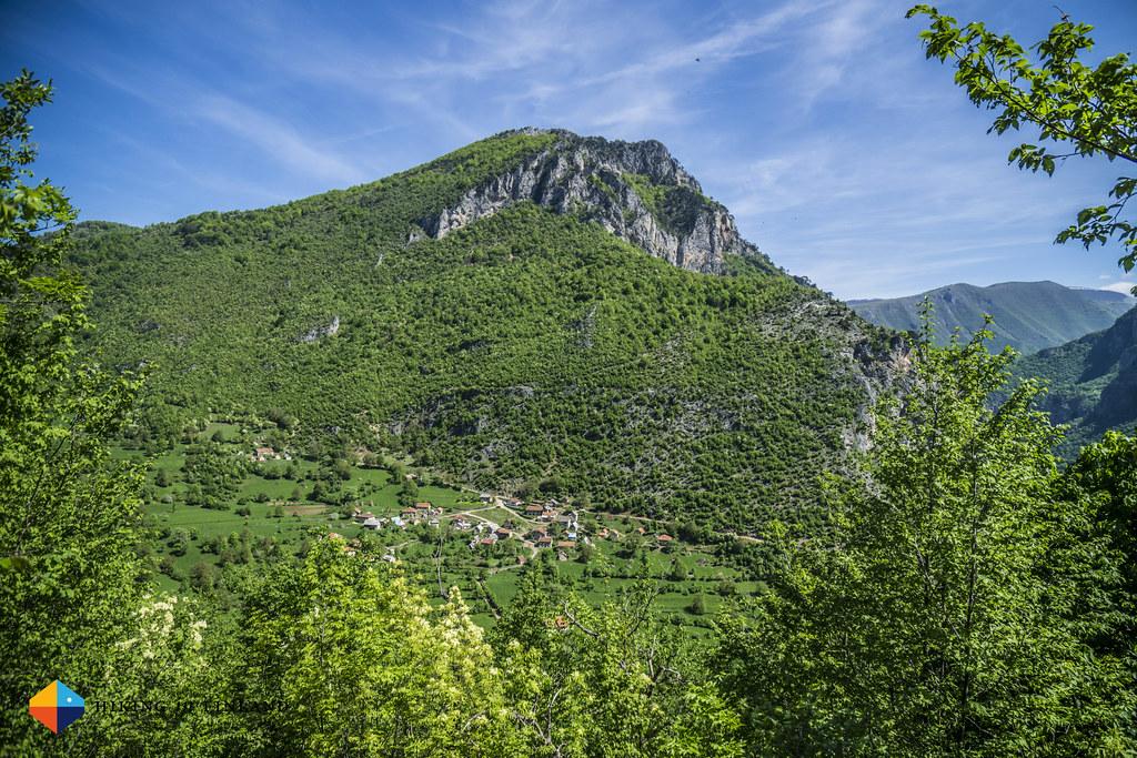 Dubocani village