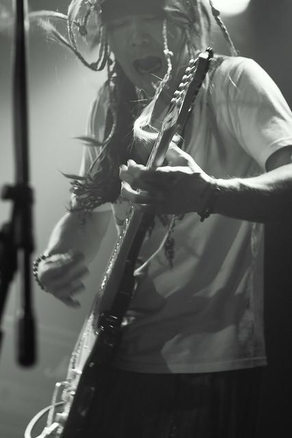 SPUTNIK KOMBINAT live at 獅子王, Tokyo, 05 Nov 2015. 274