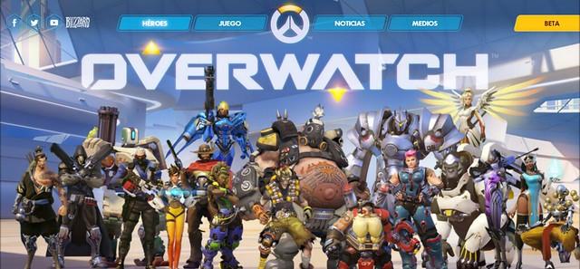Overwatch en preventa ya! Estos son los precios!
