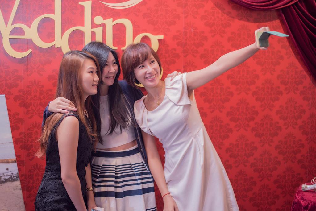 20151004京華城雅悅會館婚禮記錄 (405)