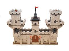 Lego Modular Castle m