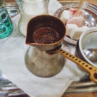 Bosniskt kaffe.