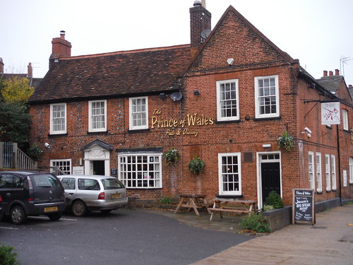 The Prince of Wales, Ampthill