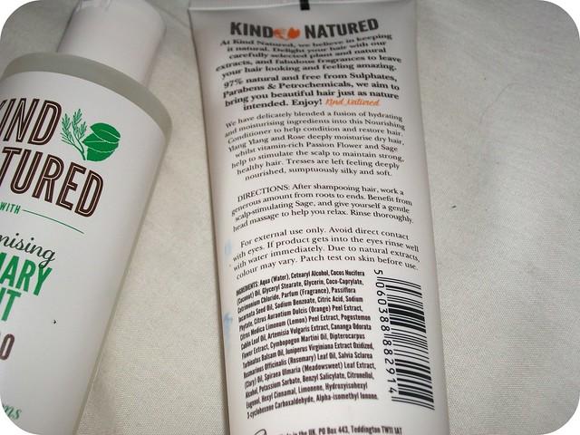 Kind Natured Shampoo & Conditioner