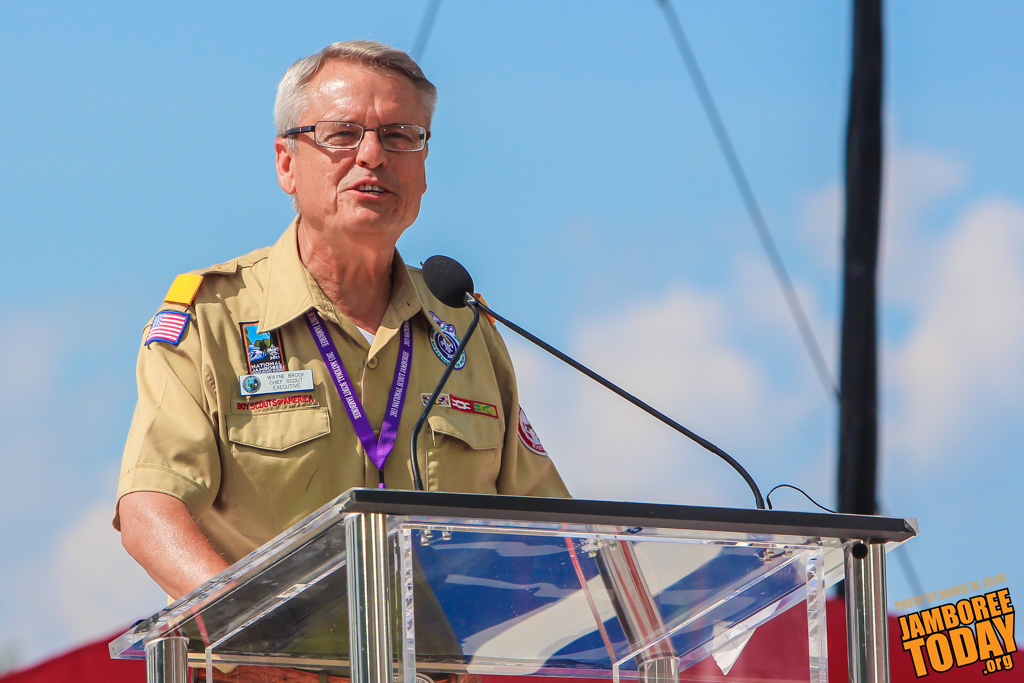 BSA Chief Executive Looks to Future