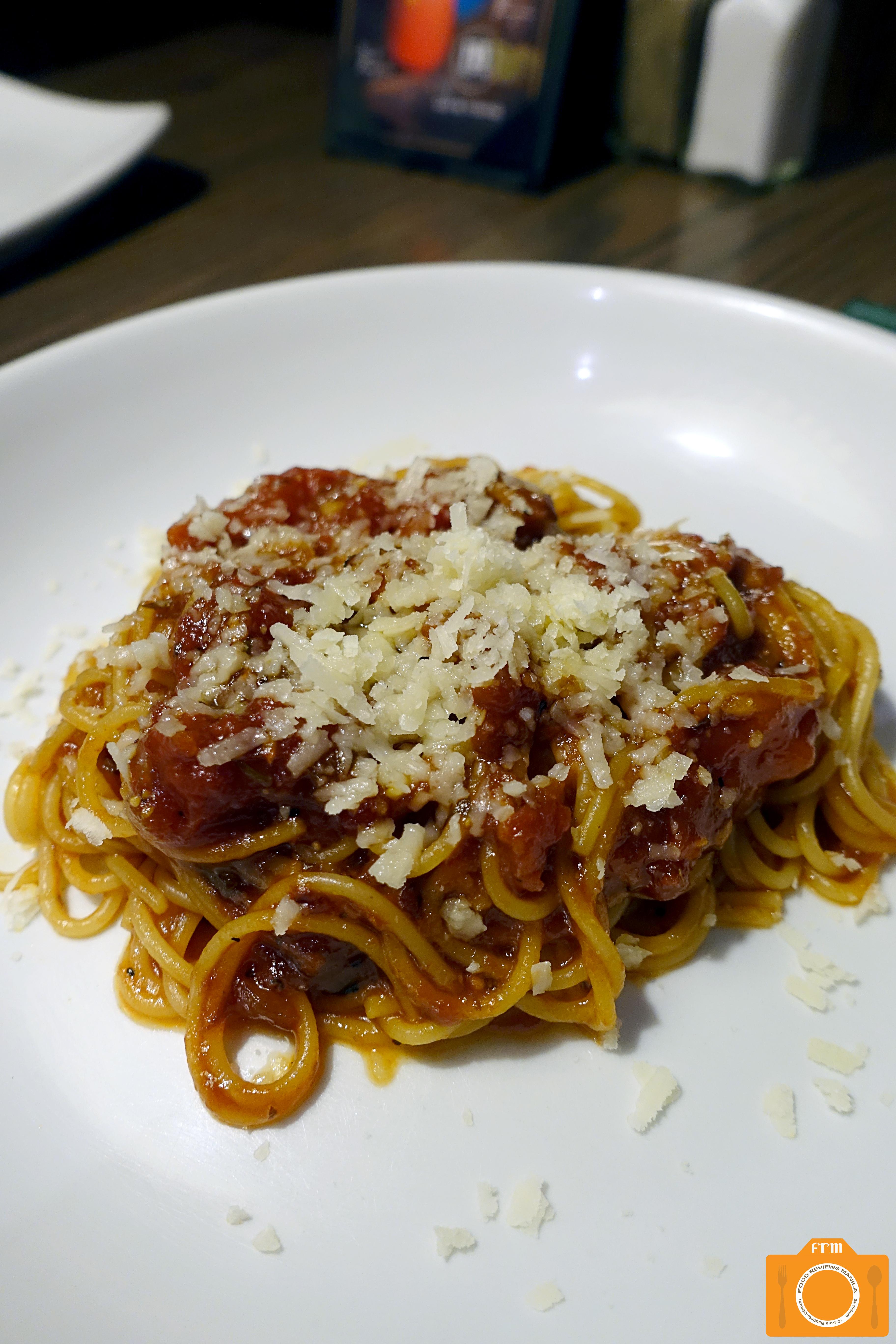 Village Tavern Kids' Spaghetti