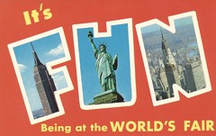 It's Fun Being at the World's Fair - New York, New York