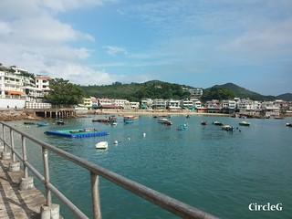 CIRCLEG 遊記 閒遊散步 南丫島 (1)