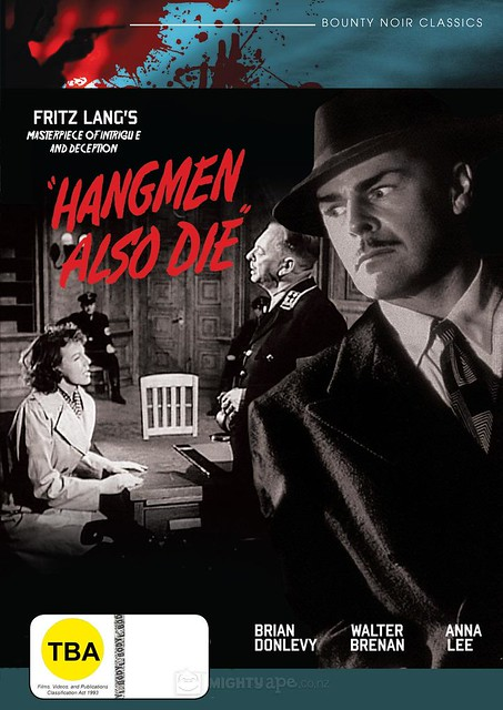 Hangmen Also Die - Cover 1