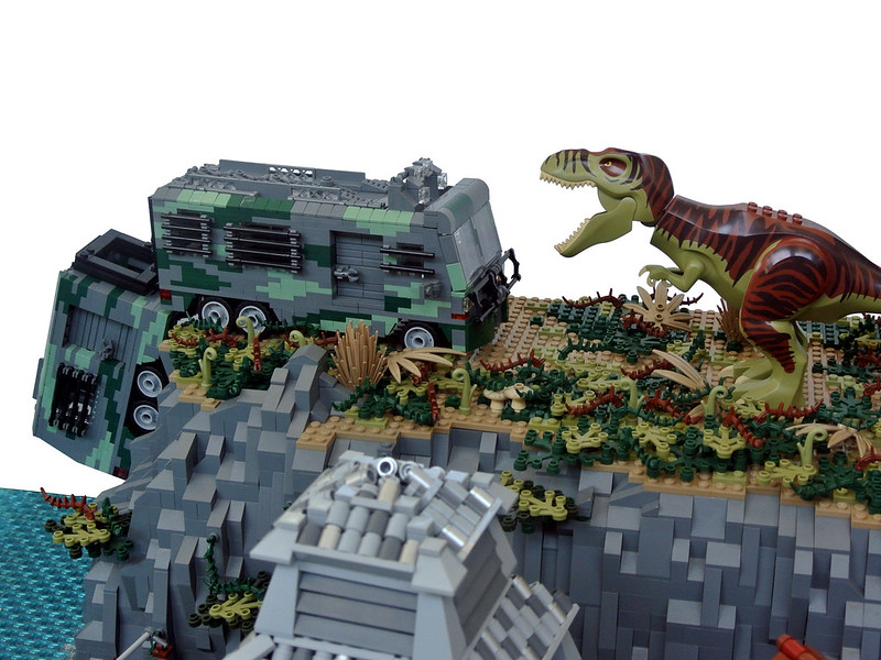 LEGO The Lost World MOC