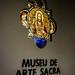 Sacred Art Museum Maranhão - stained glass - cellularphone