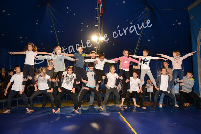 Cirque des CM1 - CM2