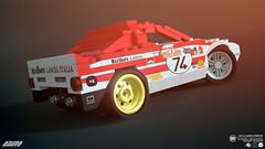Lancia Stratos HF Marlboro