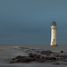 Stormy Perch Rock Lighthouse by PG_Pix