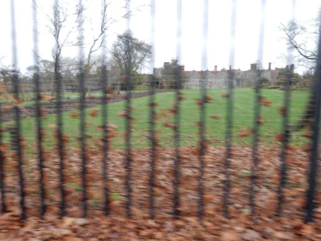 Knole House Leigh to Sevenoaks Knole Park