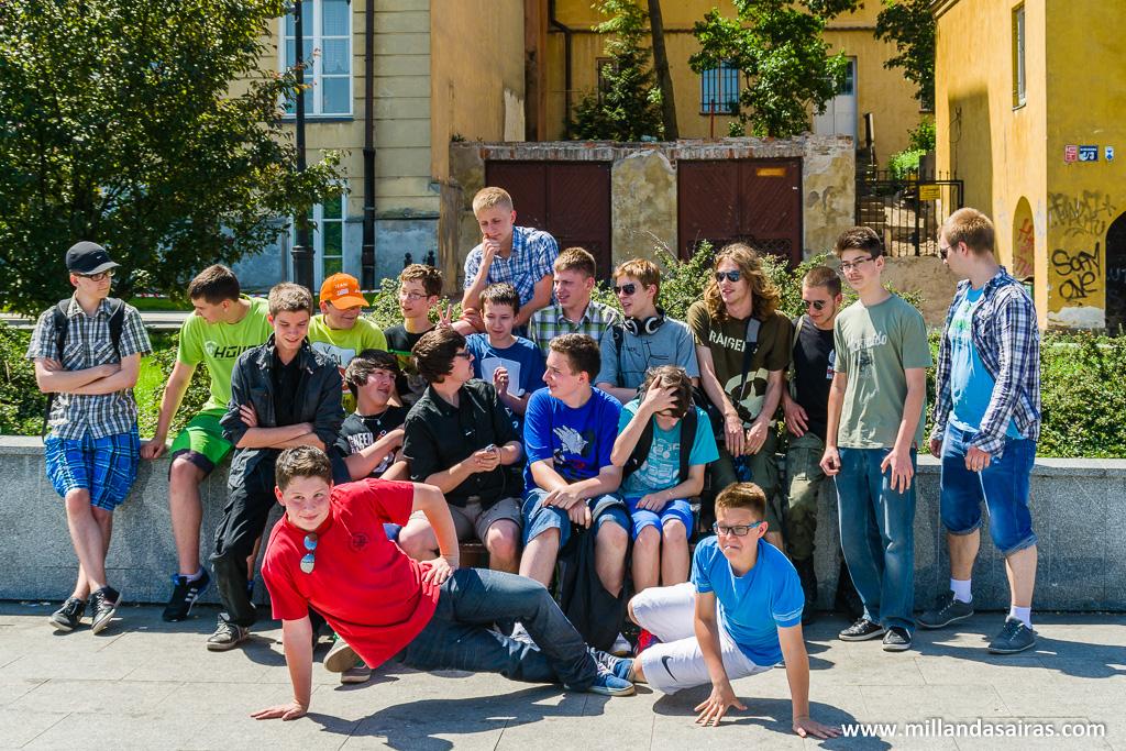 Foto de grupo! Say cheese!!