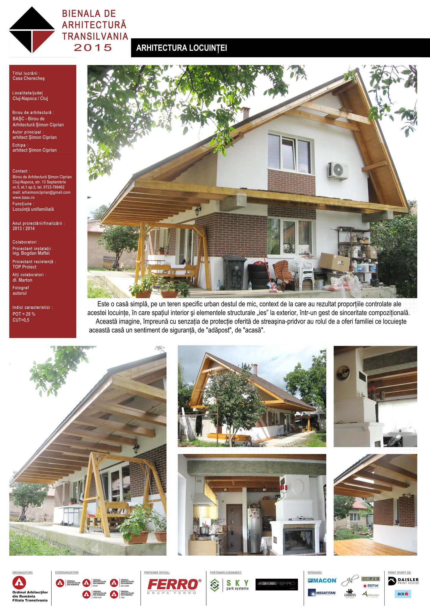 Arhitectura locuinţei