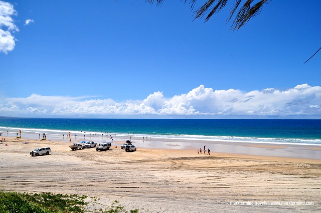 Rainbow Beach QLD Australia