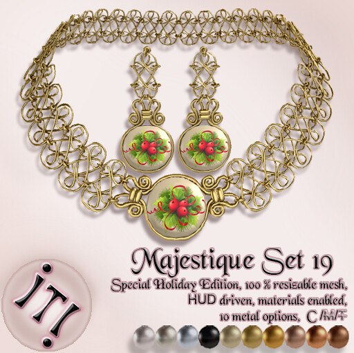 !IT! - Majestique Set 19 Image
