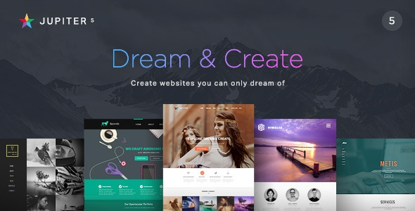 Jupiter v5.2 – Multi-Purpose Responsive Theme