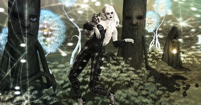SSSH! Don't Wake The Trees!