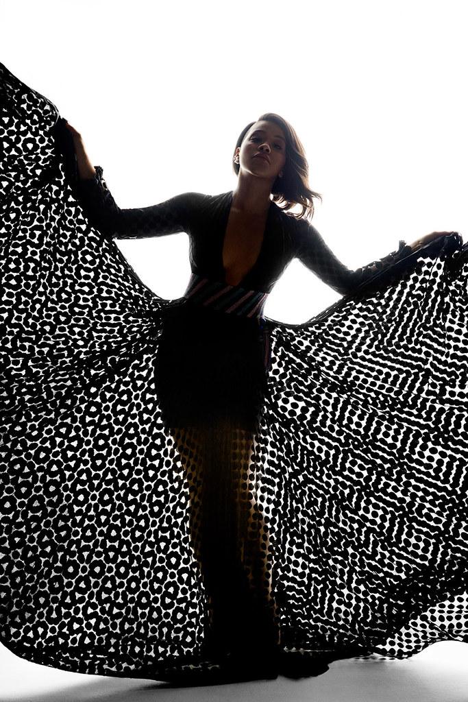 Джина Родригез — Фотосессия для «Latina» 2016 – 1