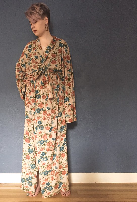 Holiday Robe Sew-Along