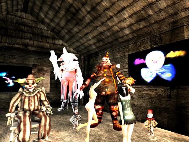 Slaughter Creek - Creepy Clowns Society