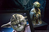Will the real Yoda please step forward at Star Wars Identities Exhibition, London