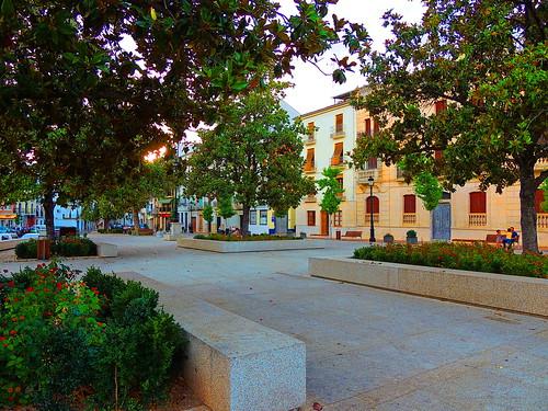 <Plaza de la Constitución> Beas de Segura (Jaén)