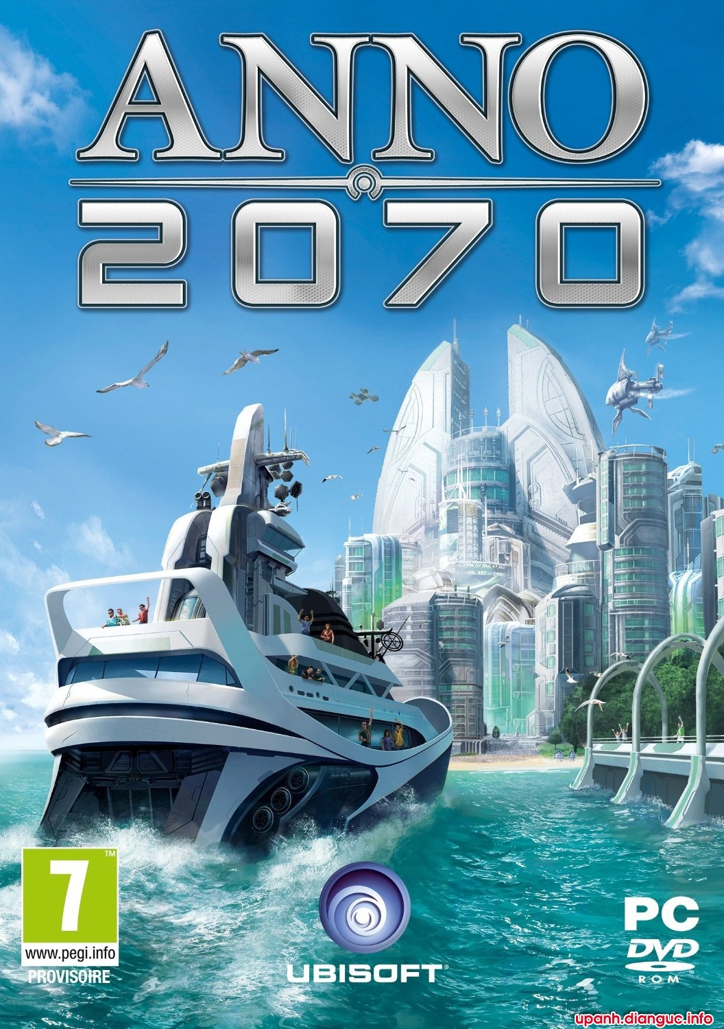 Download Game Anno 2070 Full crack Fshare