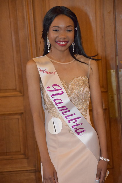 DSC_4355 Miss Southern Africa UK 2016 Beauty Pageant Contest by Msindos at Tottenham Town Hall London African Evening Wear Fashion Namibia The Winner