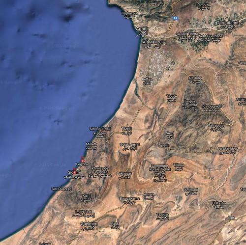 Sidi ifni und legzira