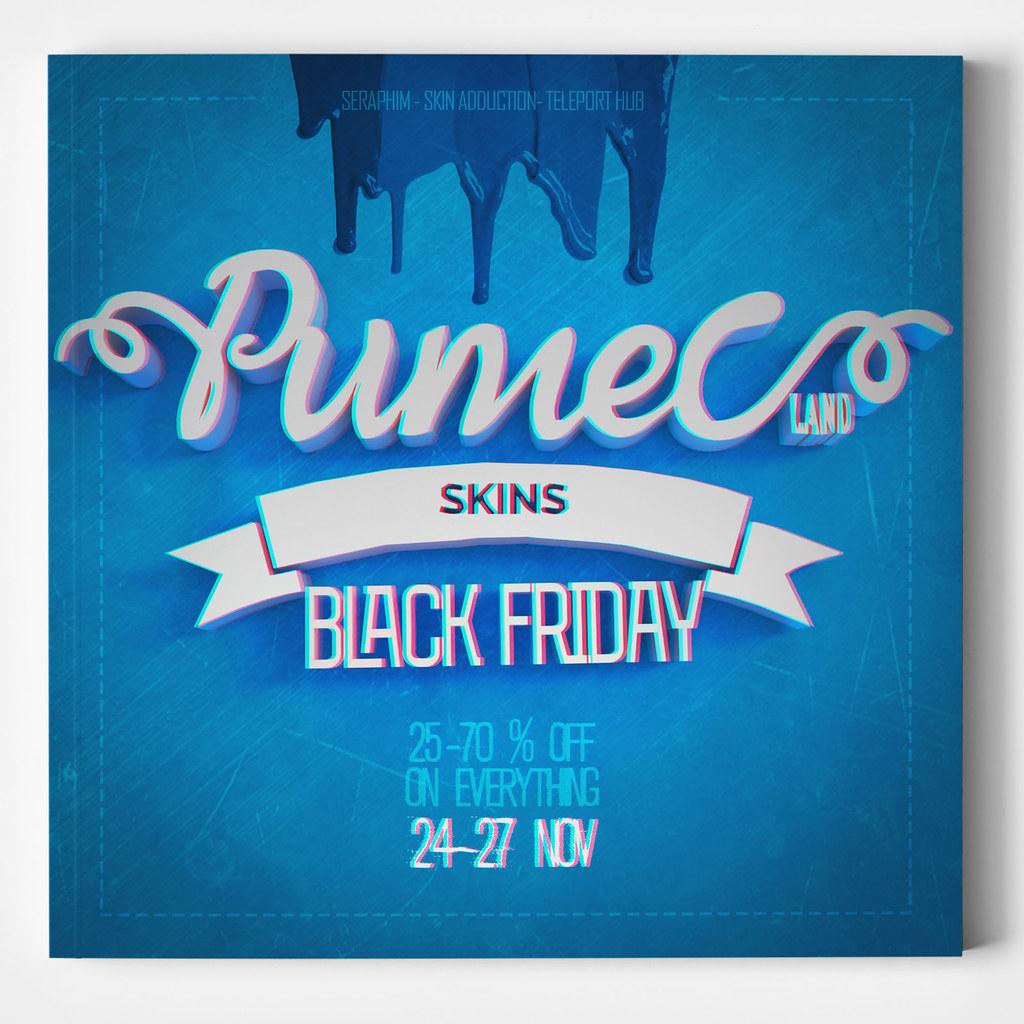 PumeC Land | Black friday - SecondLifeHub.com