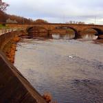 London Road Bridge, Frenchwood, Preston