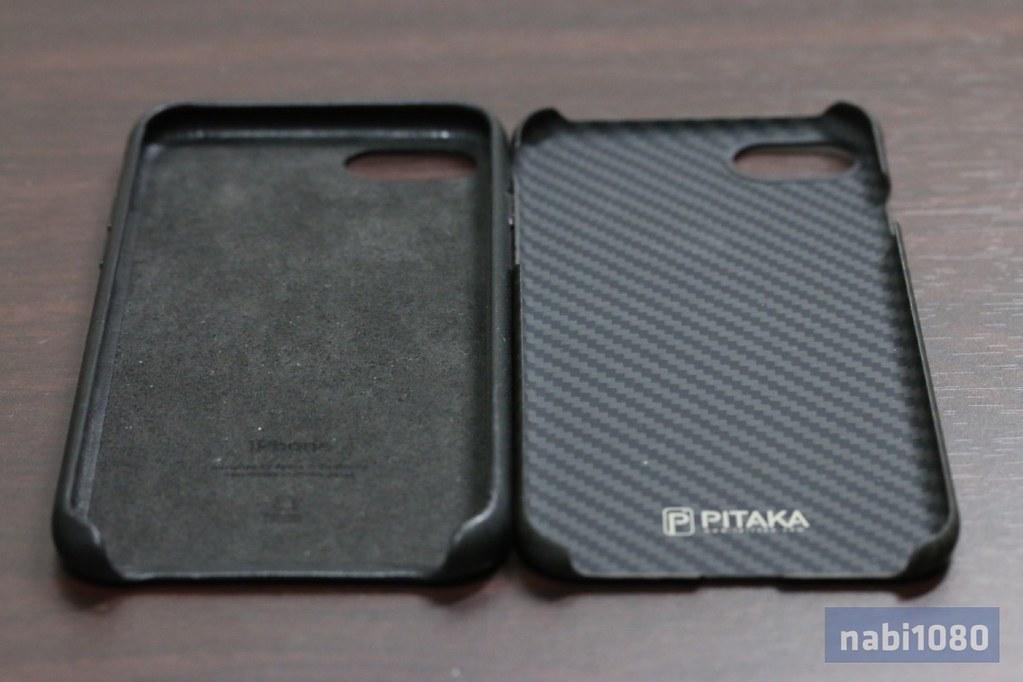 PITAKA iPhone 7 純正レザーケース12