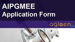 AIPGMEE Registration
