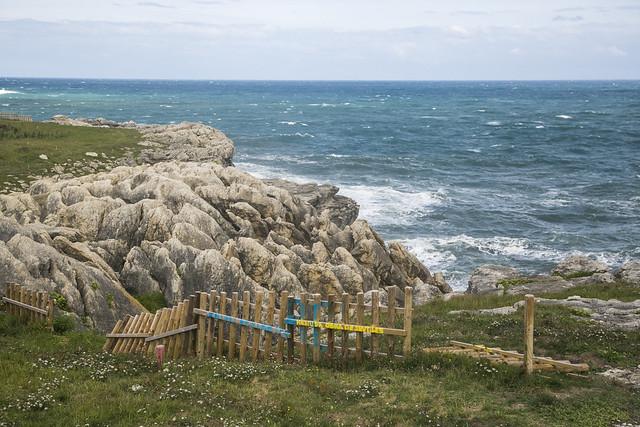 Senda costera de Santander