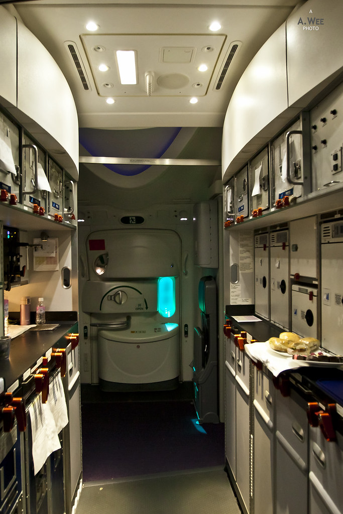 Aircraft galley