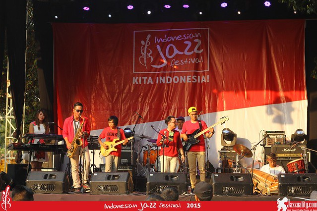 Indonesian Jazz Festival 2015 - The Lounge(1)