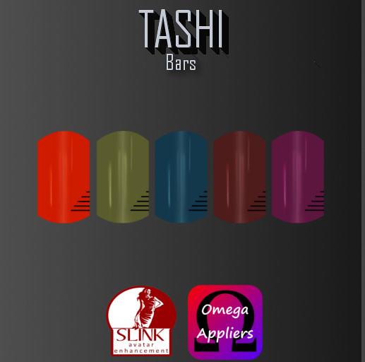 TASHI Bars