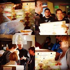 #BarcampKoeln Speisung