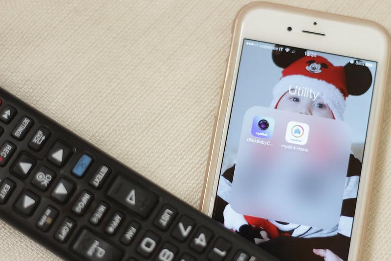 Mydlink Home app Smurt Plug