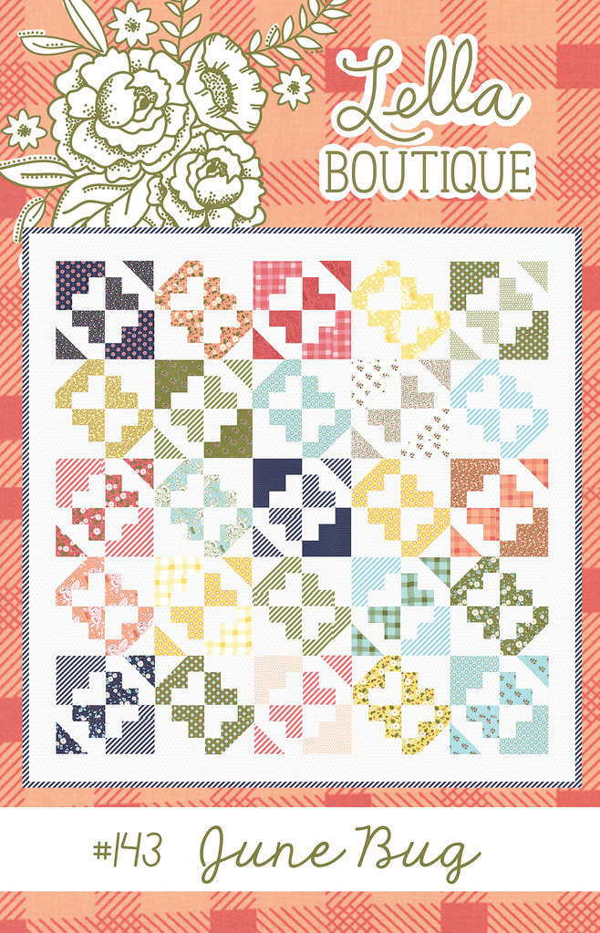 June Bug quilt pattern