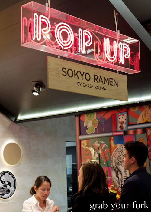 Sokyo Ramen pop-up by Chase Kojima at The Star, Sydney